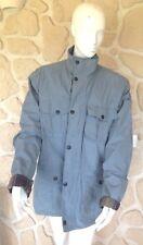 Blouson/veste bleu imperméable taille S marque BARBOUR étiqueté à 399€