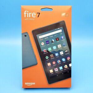 "Amazon Fire 7 Tablet eBook Reader with Alexa (9th Gen) 16GB 7"" Twilight Blue"