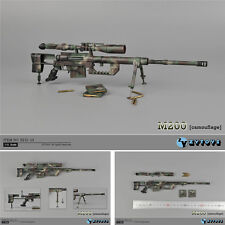 ZYTOYS 1:6 M200 sniper rifle ZY15-13 camouflage color 1/6 FIGURE
