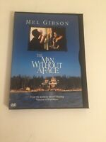 The Man Without A Face DVD in Snap Case Widescreen Mel Gibson