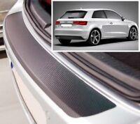 Audi A3 8VA - Carbone Style Pare-Chocs Arrière Protection