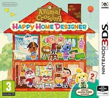 Animal Crossing Happy Home DESIGNER Nintendo 3ds Game