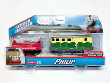 Thomas & Friends TrackMaster Philip Motorized Engine with Cargo Car New