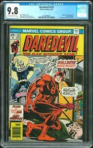 Daredevil 131 - CGC 9.8 (First Appearance of Bullseye)