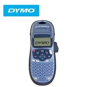 Dymo LetraTag LT-100H Handheld Thermal Label Printer - Blue (FREE DELIVERY)