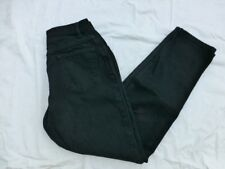 WOMENS WRANGLER RELAXED FIT JEANS BLACK SIZE 16x29.5 #W3599