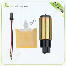 New Electric Fuel Pump & Strainer With Installation Kit Universal P88008