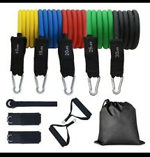 Resistance Bands Training Set - 11pcs