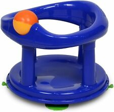 2017 Bath Safety 1st Swivel Seat Primary Baby Support Blue