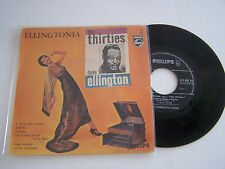 EP 4 TITRES VINYL 45 T , DUKE ELLINGTON , THE THIRTIES , ELLINGTONIA . VOL 2 .