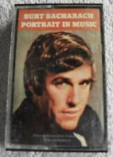 Burt Bacharach Portrait In Music Original UK Cassette Pop Easy Listening