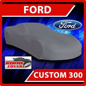 [FORD CUSTOM 300] CAR COVER - Ultimate Full Custom-Fit All Weather Protection
