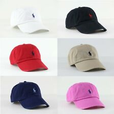 Polo Ralph Lauren Pony Logo Baseball / Golf Cap Hat One Size / Adjustable Strap