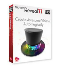 Muvee Reveal 11 Video Editing Software Create Awesome Videos
