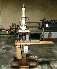 Doucet Airbor T-1000 Pneumatic Vertical Boring Machine (Woodworking Machinery)