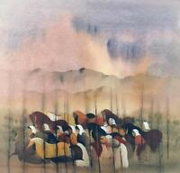 Mohamad Ali Taraghijah Painting Lot 596