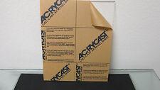 10 Pack Cell Cast Acrylicplexiglass Sheet Clear 14 X 3 X 6