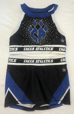 Cheer Athletics AM Cheerleading Uniform Practice Adult Medium REBEL ATHLETICS