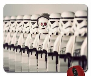 Stormtroopers Star Wars Lego wallpaper mouse pad computer mousepad