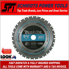 "MAKITA 30T 5-3/8"" 136mm CORDLESS METAL CUTTING SAW BLADE A-95037 5/8"" 16mm BORE"