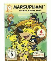 MARSUPILAMI STAFFEL 2 FOLGE 27-52- * 4DVD-BOX * NEU & OVP