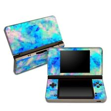 Nintendo DSi XL Skin - Electrify Ice Blue by Amy Sia - Decal Sticker