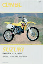 Clymer Repair Manual, Suzuki Rm80 89-95, Rm125 89-95, Rm250 89-95, Rmx250 89-95 (Fits: Suzuki)