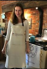Queen Mother's Clothing Guild Apron and Tea Towel set