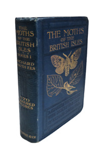 The Moths Of The British Isles By Richard South 1907 First Series