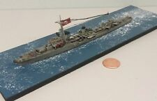 1:700 Scale Built Plastic Model Ship WWII German Z Class Destroyer