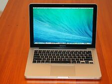 "LOADED!! 13"" Apple Macbook Pro + 8 GB RAM + 750 GB Hard Drive + EXTRAS!!"