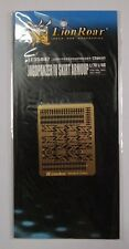 Photo-Etched 1/35 WWII German Jagdpanzer IV Skirt Armour for DML 9043 LE35047