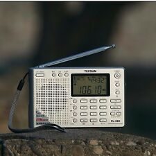 NEW* Emergency WORLD Band SHORTWAVE / AM / FM Radio Receiver w/ Automatic Search