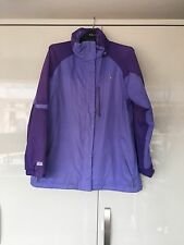Ladies Regatta Isotex 5000 Adventure Tech Waterproof Jacket Size 14