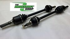 DSS 2000HP Level 6 direct fit IRS left and right axles 2015-21 Shelby GT350 350R