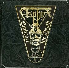 Embrace the death-ASPHYX (2011, CD NEUF) 2 DISC set