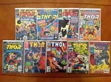 Thor (1962 - 1996 1st Series Journey Into Mystery) #436, #437, #444, #446 & more