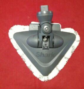 Shark Genius Steam Mop Triangular Corner Mop Head Attachment and Pad Brand New