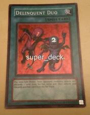 YuGiOh Delinquent Duo Super Rare DB1-EN024 NM/M