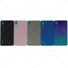 OEM For Huawei P20/ P20 PRO Rear Glass Back Battery Cover + Adhesive Replacement