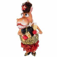Gift Company Christbaumschmuck Eselfrau mit Kleid