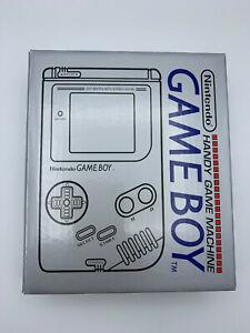 Caja repro consola GAME BOY GB replacement box GB console Solo Caja Box only