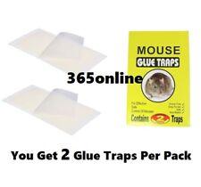 Mice Mouse Rodent Glue Trap Super Sticky Glue Traps