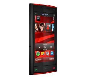 "Original Nokia X6 X6-00 3.2"" 8Gb/16Gb ROM 3G Wifi GPS 5mp Touchscreen Cell Phone"