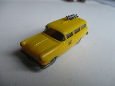 Wiking H0 Opel Funkmesswagen Post !!!