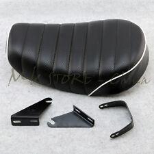 Leather Seat For Honda Monkey Bike Mini Trail 50cc Z50 Z50J Z50R Z50M Z50Z White