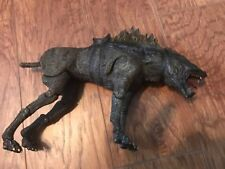 Lord Of The Rings Action Figure Warg Beast Collector Toy