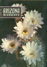 1954 Arizona Highways Magazine: Easter Lily Cactus/Future Farmers of America