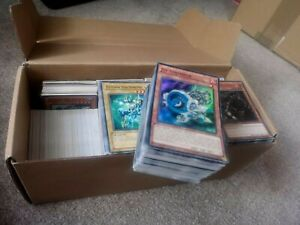 1300+ Yu-Gi-Oh Cards: Commons, Rares and Holofoil Cards (USED-NM) Yu-Gi-Oh!