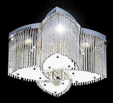 18W LED Kristall Deckenleuchte Leuchte Deckenlampe Lampe Wohnzimmer Licht Luster